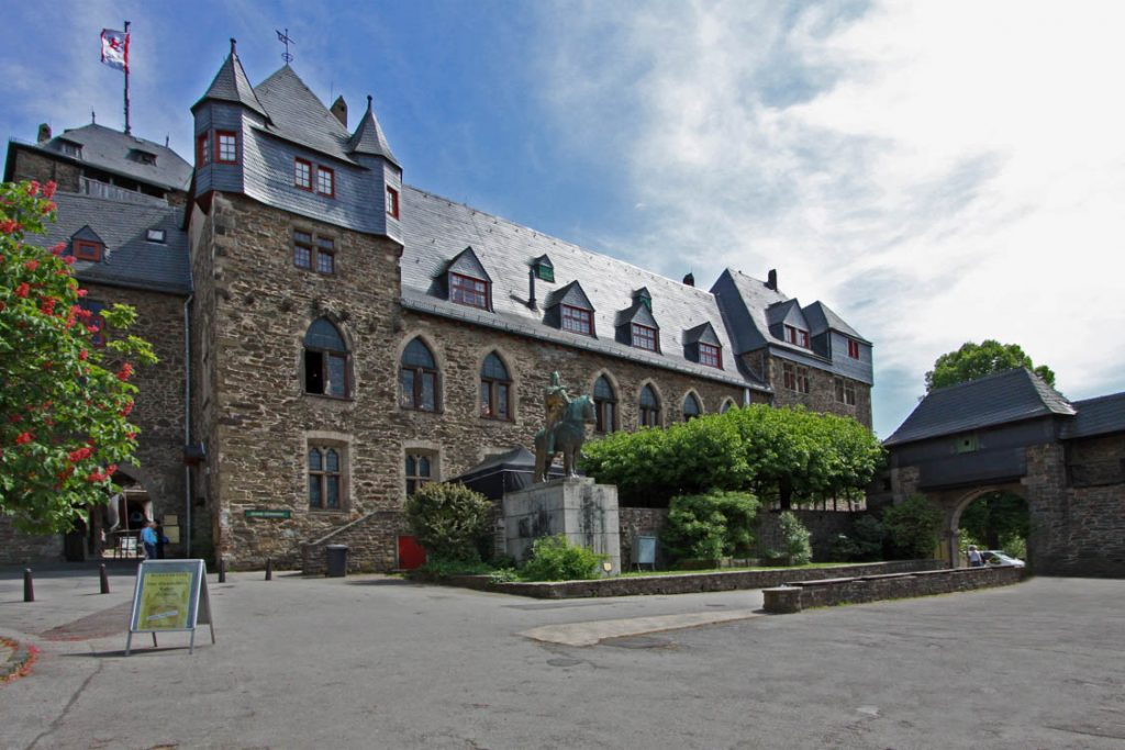 Meine Hochzeit Auf Schloss Burg Schloss Burg Gastronomie